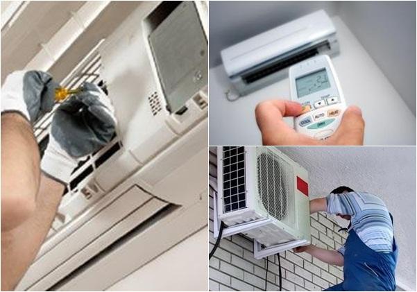 Perawatan AC di Rumah