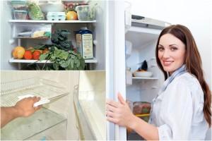 merawat lemari es