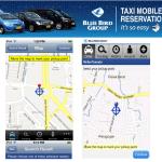 Pesan Taksi Blue Bird Lewat Smartphone