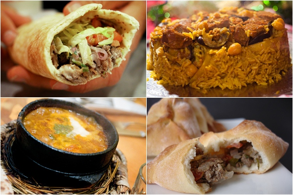 Kuliner Timur Tengah