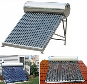 Tips Memilih Solar Water Heater