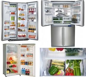 tips mudah memilih lemari es