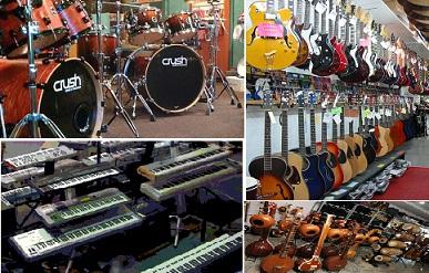 tips toko alat musik