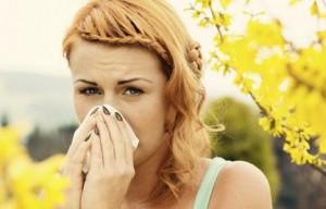 alergi musim semi