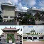 Beberapa Masjid di Bali