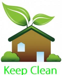 kebersihan lingkungan rumah