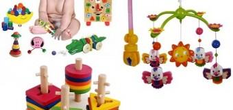 Macam-macam Pemainan Bayi dan Manfaatnya