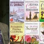Beberapa Karya Fenomenal Habiburrahman El Shirazy