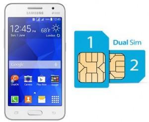 handphone dual sim