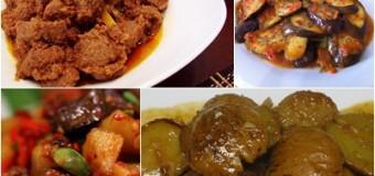 Masakan Indonesia yang Pedas