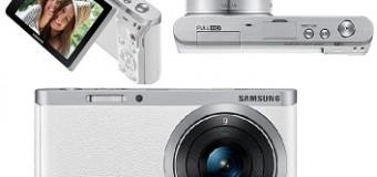 Kamera Selfie Samsung NX Mini