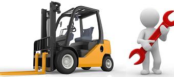 Lakukan Perawatan pada Forklift Secara Rutin