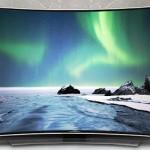Teknologi Terbaru Dari Samsung Curved TV