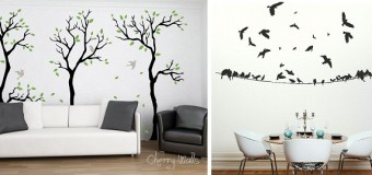 Tips Memilih Stiker Dinding untuk Dekorasi Rumah