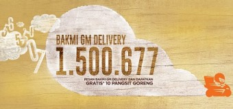 Berbagi Cerita Seputar Bakmi GM Delivery Service