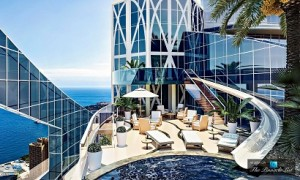 Sky Penthouse di Odeon Tower, Monaco