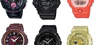 Tampil Fashionable dengan Jam Tangan Casio Casual Baby-G