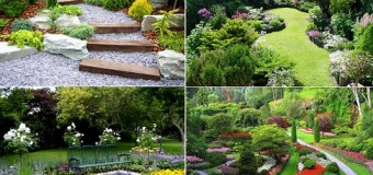 Membuat Taman dengan Mudah dan Murah