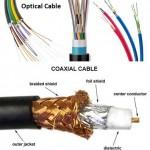 Perbedaan Internet Kabel Coaxial dan Fiber Optic