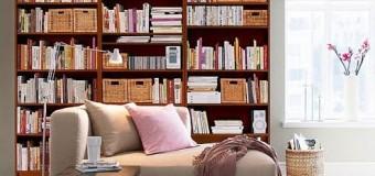 Menciptakan Ruang Baca Di Apartemen