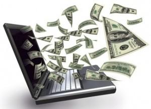 mendapatkan uang dengan internet