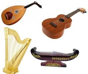 alat musik petik