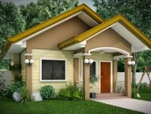 desain rumah kecil