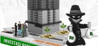 Metode Penipuan Mengatasnamakan Investasi Menguntungkan