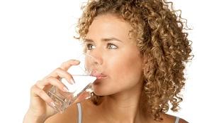 minum air untuk diet alami