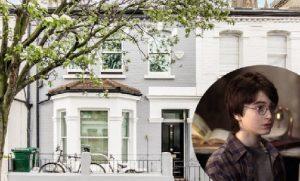 Rumah Masa Kecil Pemeran Harry Potter