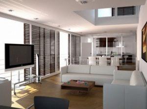 apartemen interior