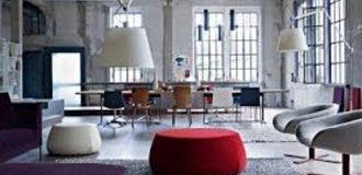 8 Inspirasi Open-plan untuk Ruangan di Rumah Anda