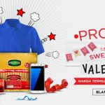 Promo Valentine di Blanja.com, Apa Saja Produknya?