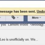 Cara Mengaktifkan Undo Send di Gmail