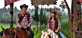 De Ranch, Wisata Outbound di Bandung Dengan Konsep Cowboy
