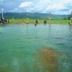 Unik banget, Tempat Wisata di Indonesia yang Satu Ini Menyediakan Pemandian Air Soda