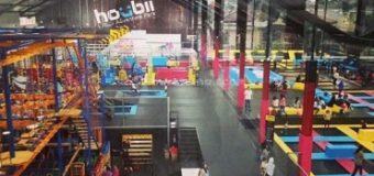Serunya Berpetualang Indoor di Houbii ID Urban Adventure Park