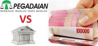 Pinjam ke Pegadaian atau ke Bank ?