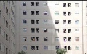 apartemen second