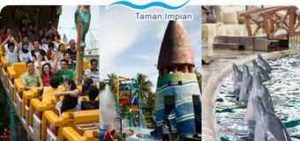 Aneka Wahana Bermain Seru di Taman Impian Jaya Ancol