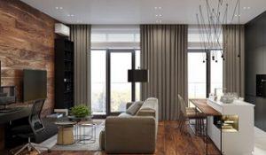 percantik ruangan apartemen