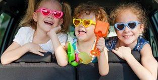 5 Tips Agar Anak Tidak Bosan Perjalanan Jauh dengan Mobil