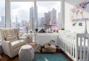 ruang bayi di apartemen