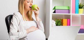 Makanan untuk Ibu Hamil yang Sibuk Bekerja