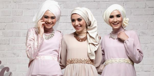 Fashion Wanita Lebaran Modern