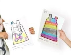 desain baju anak