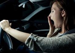 mengantuk saat berkendara