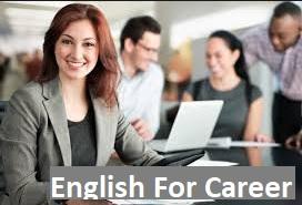bahasa inggris untuk karir