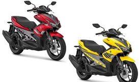 Motor Aerox 155: Inilah Spesifikasi Lengkap Yamaha Aerox 155