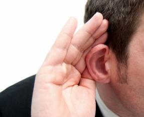 masalah pendengaran